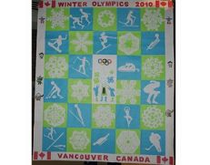 Olympicpaperquilt